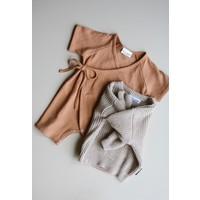 Daily Brat | Ajour kimono | Boxpakje soft clay
