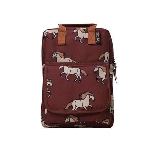 CarlijnQ CarlijnQ | Backpack Wild Horses | Rugtas
