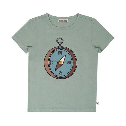 CarlijnQ CarlijnQ | Kompas t-shirt