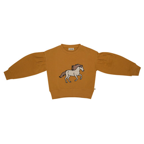 CarlijnQ CarlijnQ | Girls sweater | Wild horse