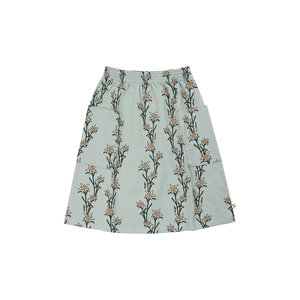 CarlijnQ CarlijnQ | Midi skirt | Rok met zakjes Edelweiss