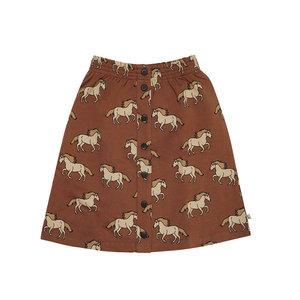 CarlijnQ CarlijnQ | Skirt buttons | Rok wild horse
