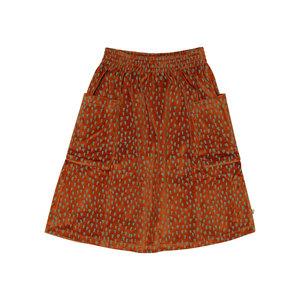 CarlijnQ CarlijnQ | Velours skirt | Rok Mountain Air Sparkles