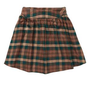 Mingo kids Mingo | Flanel skirt | Rok ruit Country Tartan