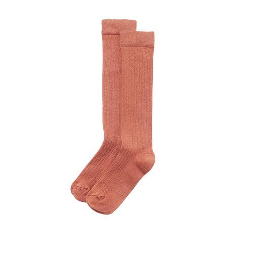 Mingo kids Mingo | Knee Socks Chocolate Milk