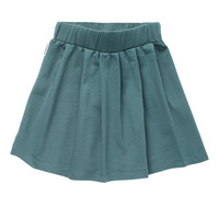 Mingo   Skirt Sea Grass   Zeegroen rokje