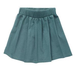 Mingo kids Mingo | Skirt Sea Grass | Zeegroen rokje