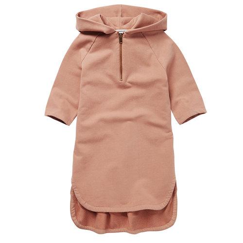Mingo kids Mingo | Sweat Dress Chocolate Milk