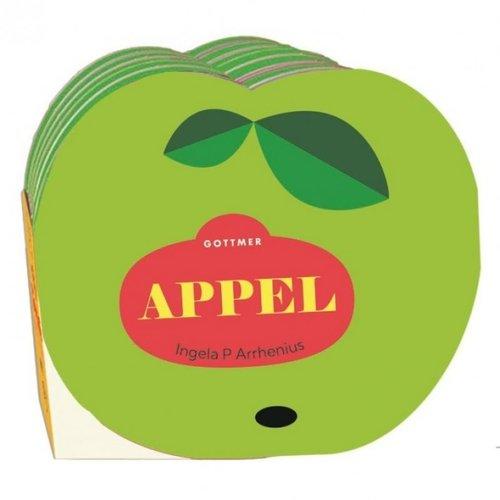 Overig Het winkeltje van Ingela - Appel   Foam boekje