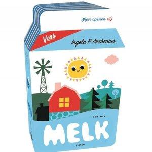 Overig Het winkeltje van Ingela - Melk   Foam boekje