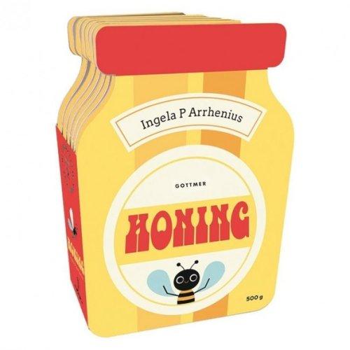 Overig Het winkeltje van Ingela - Honing   Foam boekje