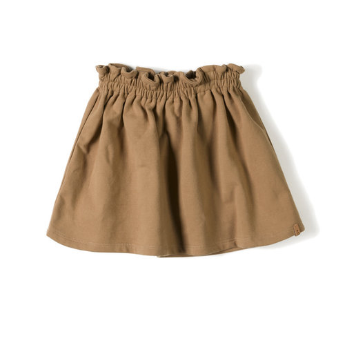 Nixnut Nixnut | Lin skirt | Rokje Toffee