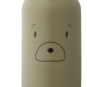 Liewood Liewood | Falk Water bottle | Mr Bear Khaki