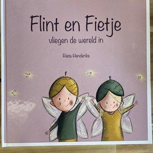 Boeken Flint en Fietje - Rieta Hendriks | Prentenboek