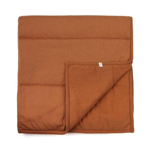 Phil & Phae Phil & Phae | Baby blanket | Dekentje hazel brown