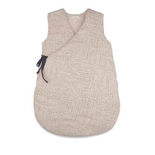 Phil & Phae Phil & Phae | Cross-over sleeping bag 66 cm | Almond milk