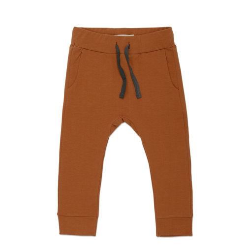 Phil & Phae Phil & Phae   Drop-crotch sweat pants   Gingerbread