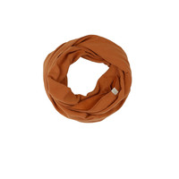 Phil & Phae | Infinity scarf | Sjaal gingerbread