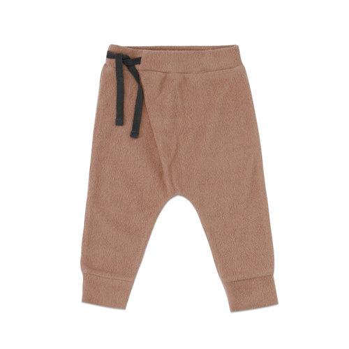 Phil & Phae Phil & Phae | Teddy harem pants | Creamy mocha