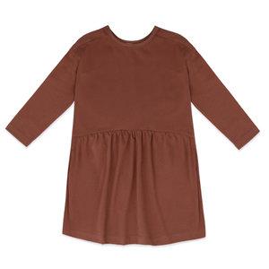 Phil & Phae Phil & Phae | Two-way dress | Jurk chocolate mauve