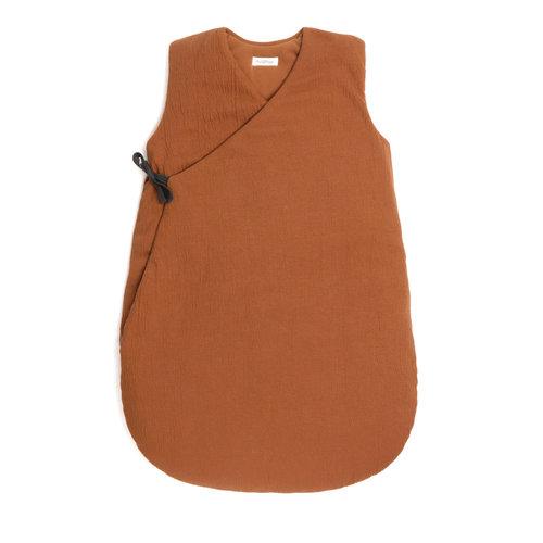 Phil & Phae Phil & Phae | Cross-over sleeping bag 66 cm | Hazel brown