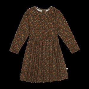 Blossom Kids Blossom Kids | Peter pan longsleeve dress | Jurk Flower Field