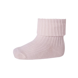 MP Denmark MP Denmark   533 sokjes cotton rib   870 Rose grey