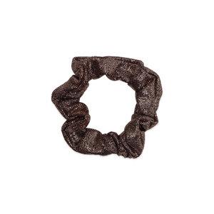 Ammehoela Ammehoela | Scrunchie.08 | Metallic bronze