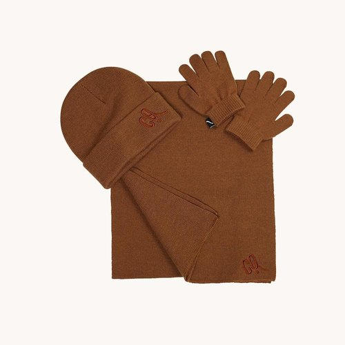 CarlijnQ CarlijnQ | Beanie Scarf Gloves set | Handschoenen + muts + sjaal