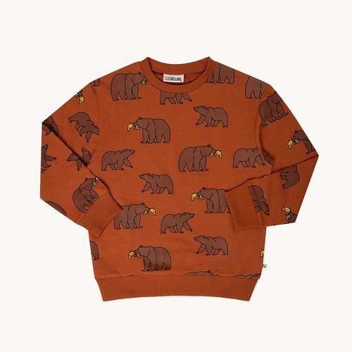 CarlijnQ CarlijnQ | Sweater Grizzly beer