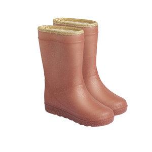 En Fant En Fant   Thermo Boots Glitter   Laarzen Metallic Rose