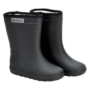 En Fant En Fant   Thermo Boots   Laarzen Black