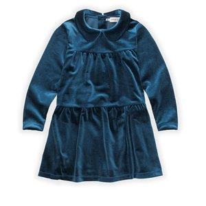 Sproet & Sprout Sproet & Sprout | Dress Velvet Blue