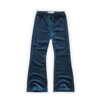 Sproet & Sprout | Flared Legging Velvet Blue