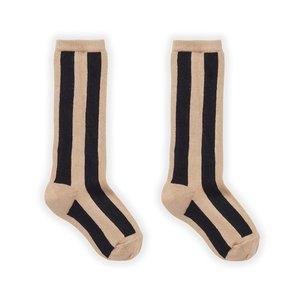 Sproet & Sprout Sproet & Sprout | Socks Stripe Nougat
