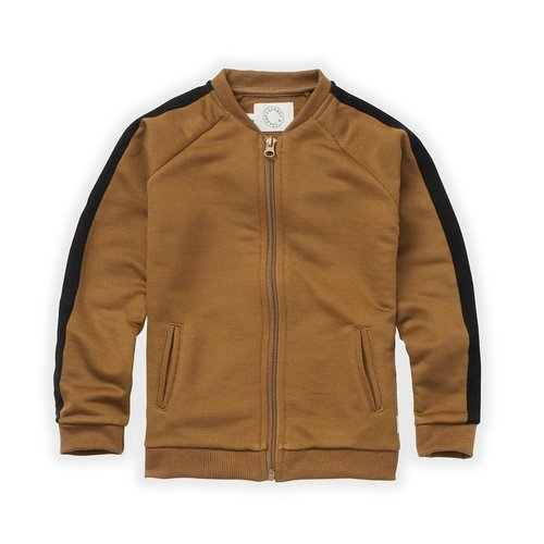 Sproet & Sprout Sproet & Sprout | Track Jacket | Mustard