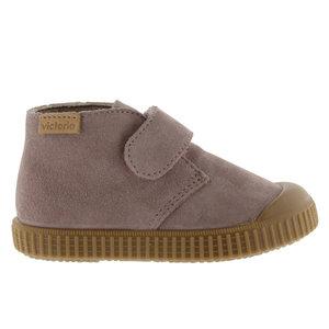Victoria Victoria | 1366146 | Suéde schoenen met klittenband | Lavanda