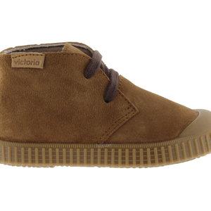 Victoria Victoria | 1366147 | Suéde schoenen met veters | Cuero bruin