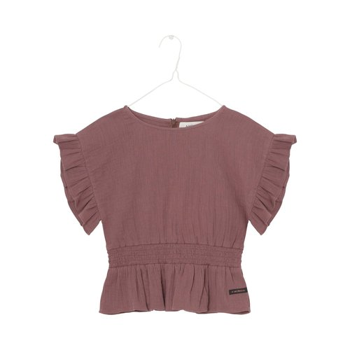 A Monday A Monday | Ivy Blouse | Rose Taupe