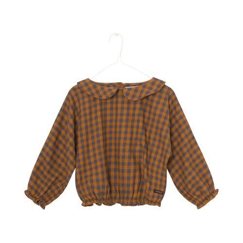 A Monday A Monday | Leonora shirt | Sugar Almond Check