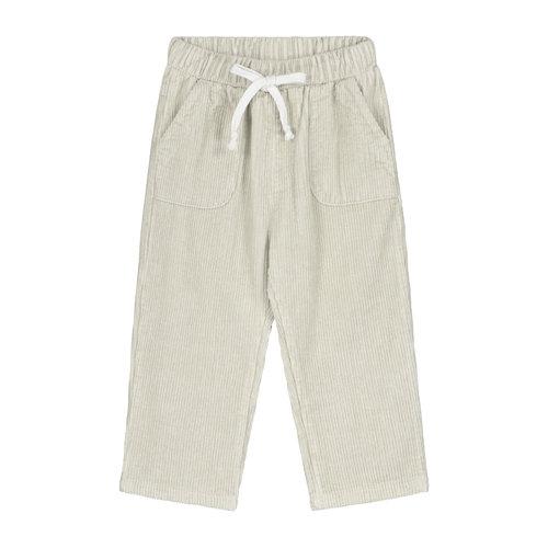 Daily Brat Daily Brat | Ewan soft pants | Ivory