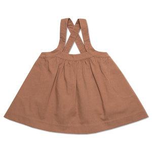Petit Blush Petit Blush | Oversized Pinafore Dress | Jurk Clove