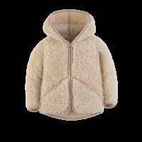 Alwero | Wollen jasje | Vest Mody Beige