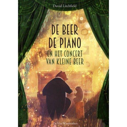Boeken De Beer, de Piano en het grote concert van Kleine Beer