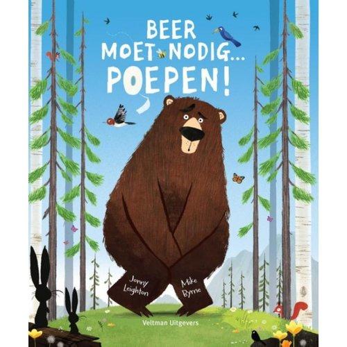 Boeken Beer moet nodig... Poepen! | Prentenboek