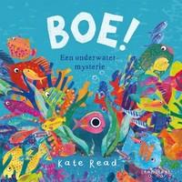 Boe! Een onderwatermysterie   Prentenboek