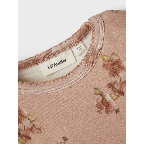 Lil' Atelier Lil' Atelier | Gaya longsleeve | Almondine rose