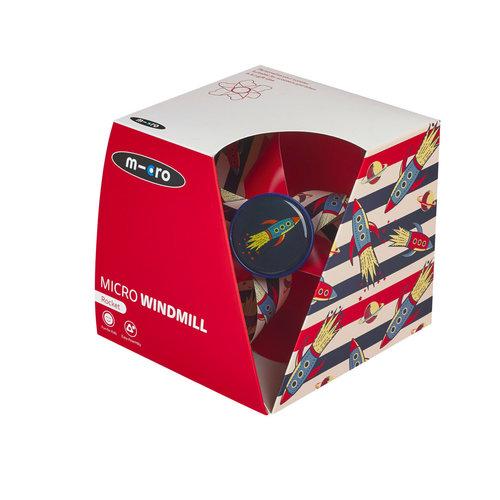 Micro Step Micro Step | Windmolen voor op de step