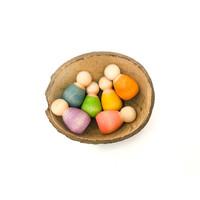 Grapat | Baby Nins houten poppetjes
