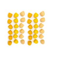 Grapat | Set van 36 mandala bijenkorfjes